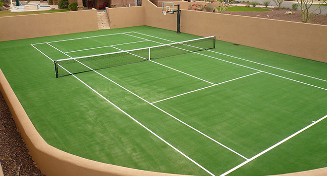 Tour Greens Dallas Installers Of Synthetic Grass Tennis