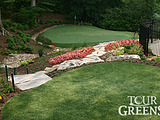 Tour Greens Short Game Green